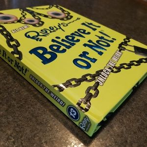 Ripley's Beleive It or Not! Volume 13
